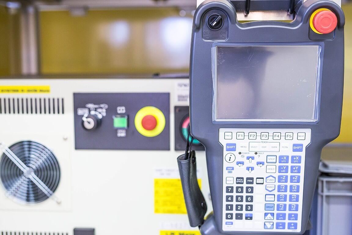 Programowanie Robotów Przemysłowych FANUC - Szkolenie Kurs