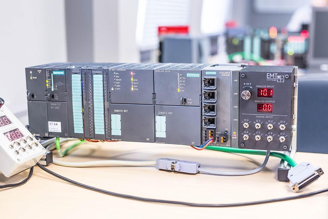 PLC1: SIEMENS SIMATIC S7-300/400 programming – basic course – EMT