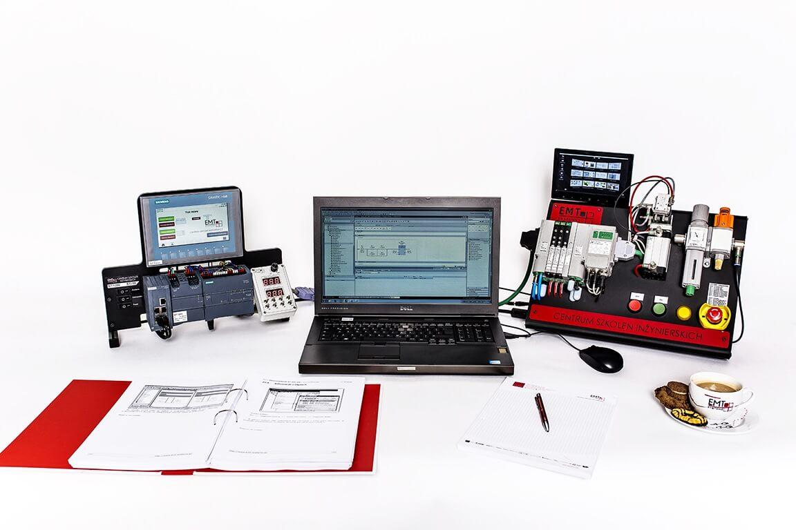 PLC10: SIEMENS SIMATIC S7-1200 programming in TIA Portal – advanced