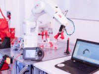 Szkolenie on-line roboty przemysłowe ABB